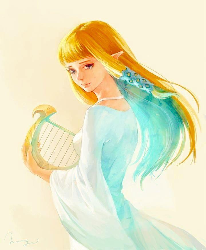 the legend of zelda skyward sword goddess zelda hylia