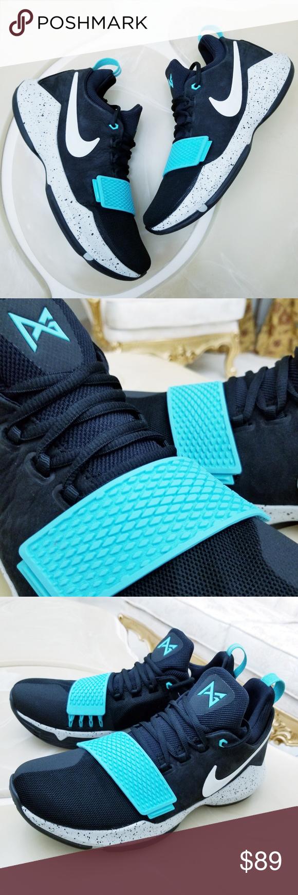 Nike PG 1 NBA Paul Signature Sneaker New With Box