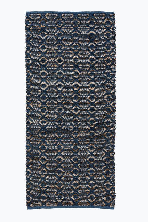 Ellos Home Hampton-juuttimatto 70x150 cm