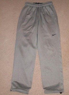 98c256ba845bf9 Mens Small Nike Therma Fit KO Knockout Sweatpants Fleece Sweat Pants  Athletic XL
