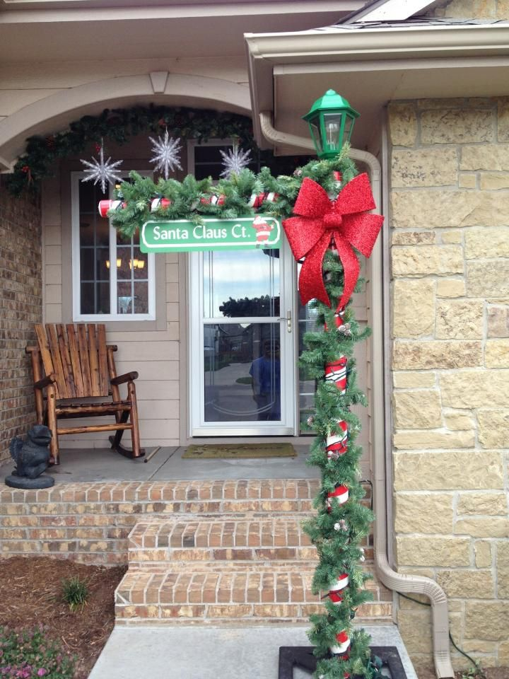 homemade christmas light pole holiday foods holiday recipes holiday decorating festivus