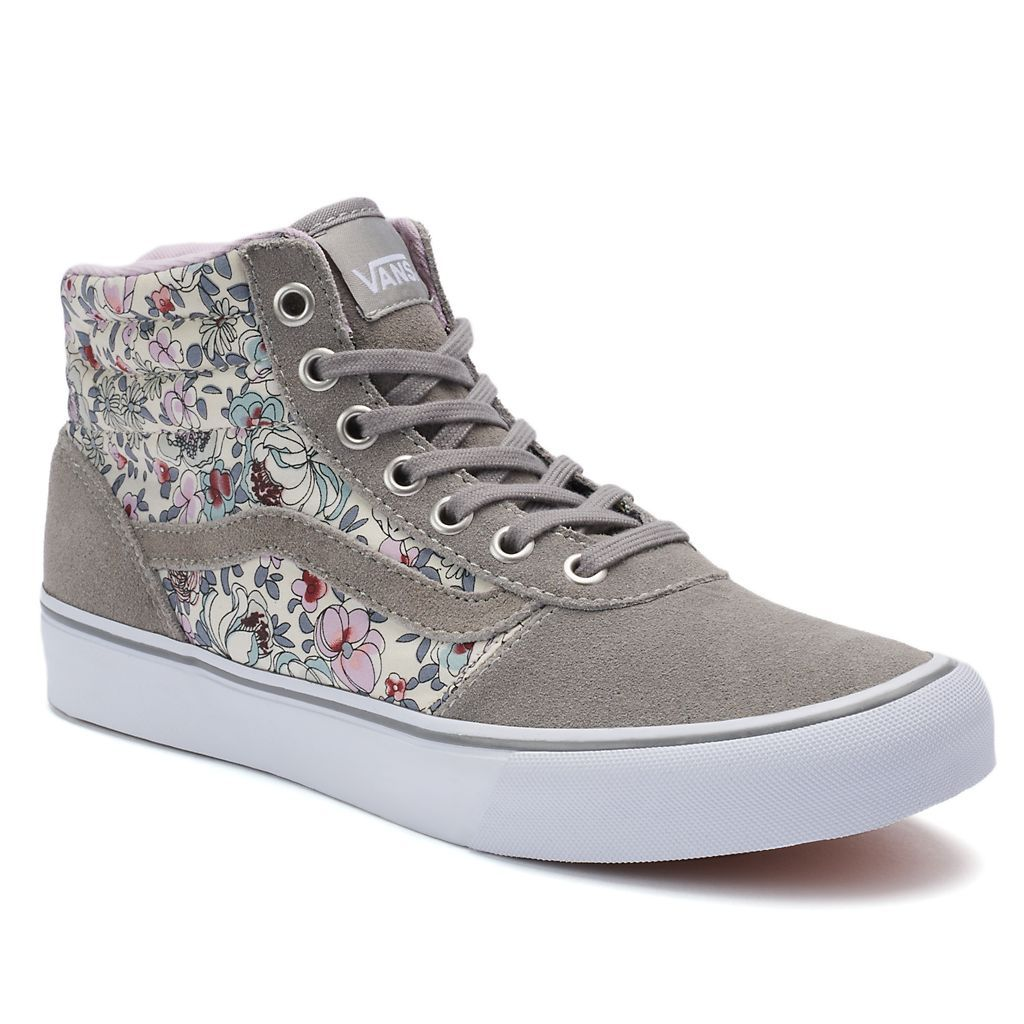 Vans Milton Women's High Top Skate Shoes | Skate shoes