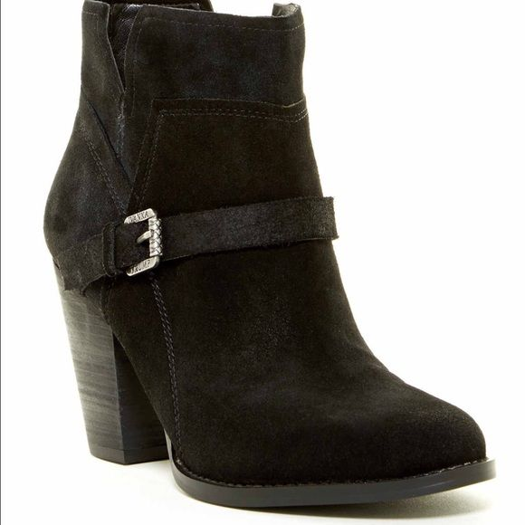 Ivanka Trump Belted Booties Size 5 1/2 and still in box! Can post ...