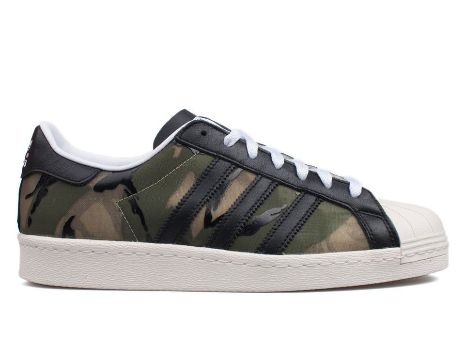 new photos new cheap nice shoes Clot x Adidas Superstar 80s 84-Lab Camo | Camouflage ...