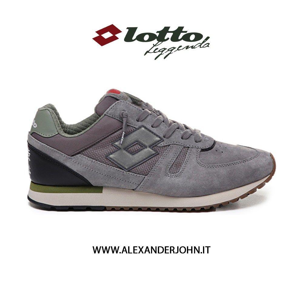 sneaker lotto new balance uomo