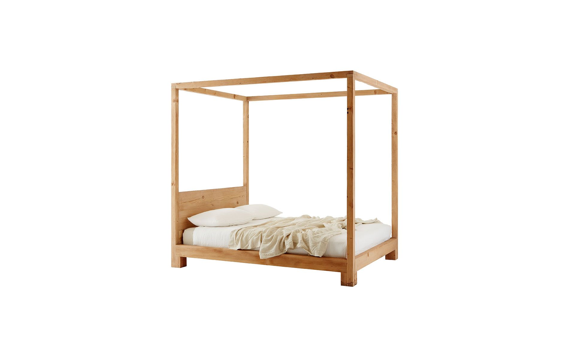 Best Simple 4 Poster – Mark Tuckey Bed Furniture Woman Bedroom 400 x 300