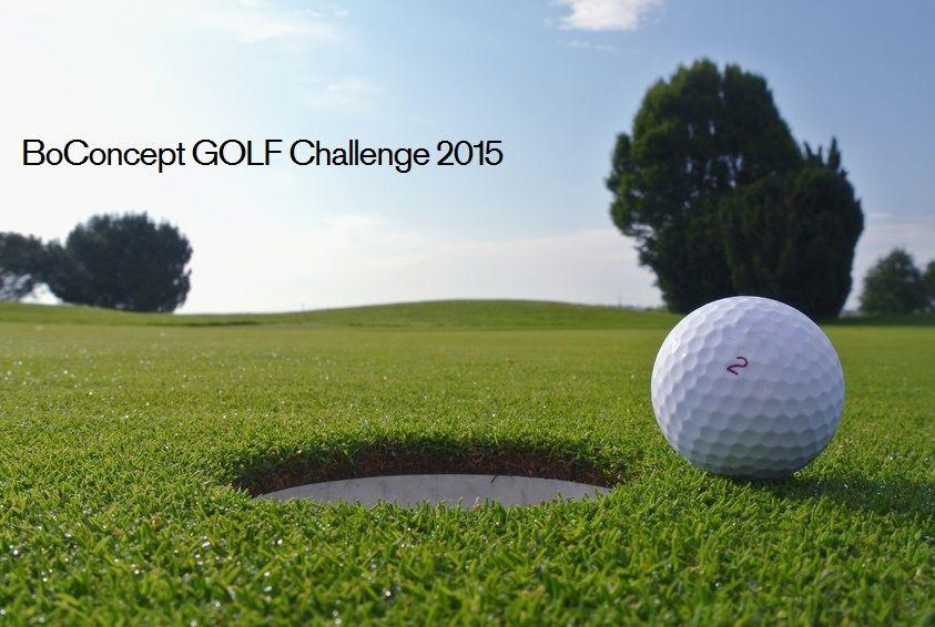 BOCONCEPT GOLF CHALLENGE 2015 http://www.boconcept-experience.de/koeln_duesseldorf_essen/boconcept-golf-challenge-2015/