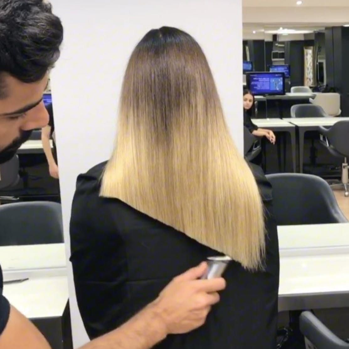 You Wont Be Able To Stop Watching This Viral Haircut Video