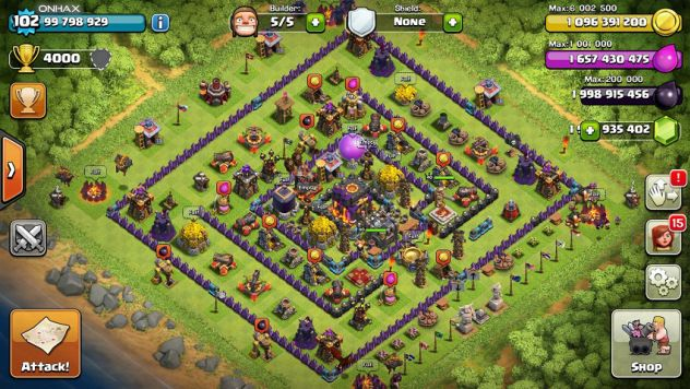 game killer hack clash of clans unlimited gems