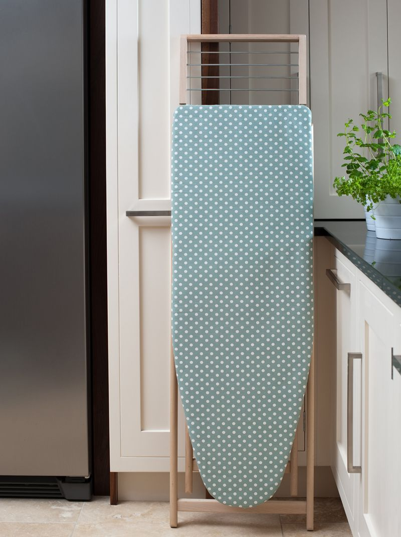 Ochre Ocre Organic Cotton Ironing Board Cover Madelaine Sage