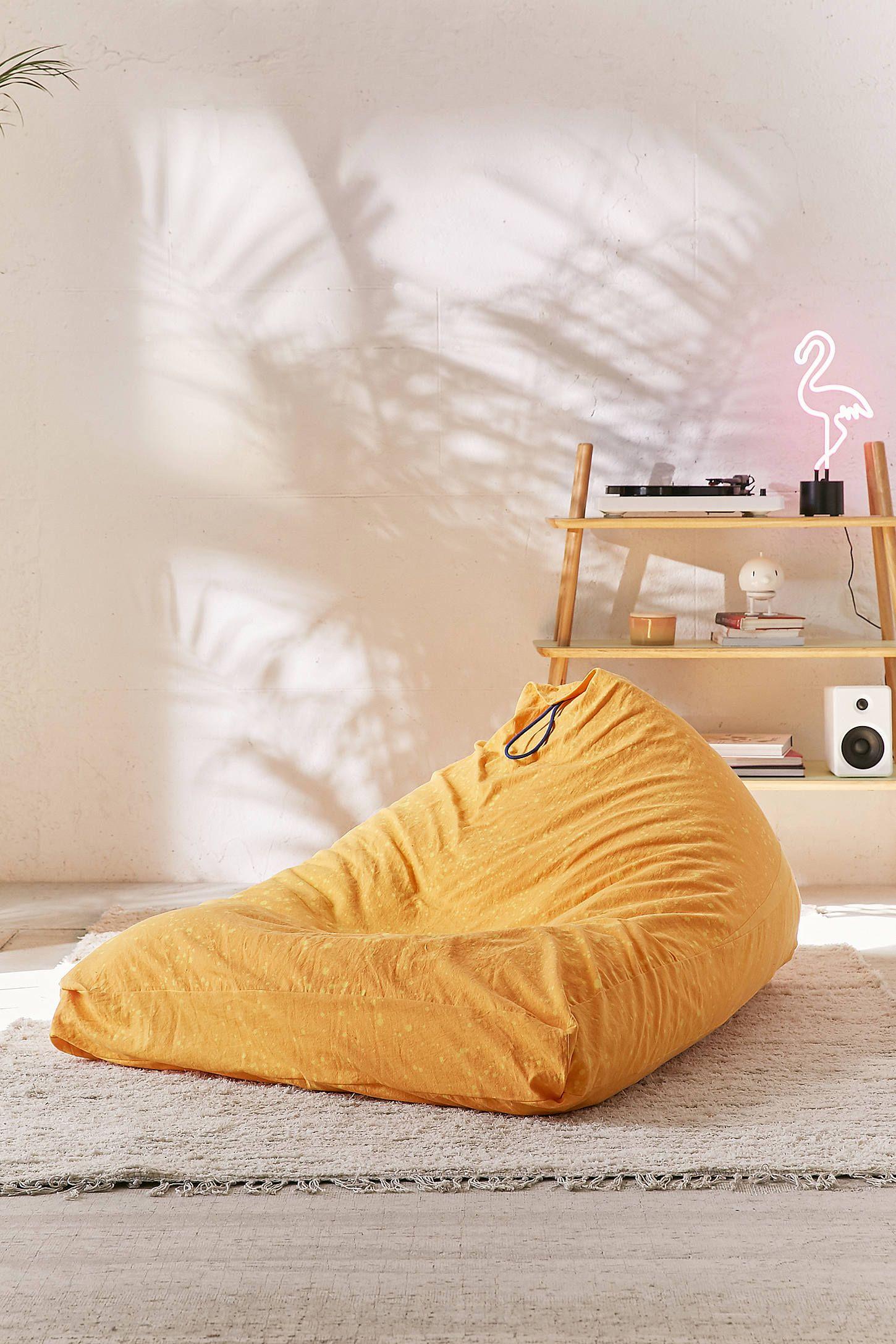 triangle bean bag lounge chair bean bags apartment ideas and