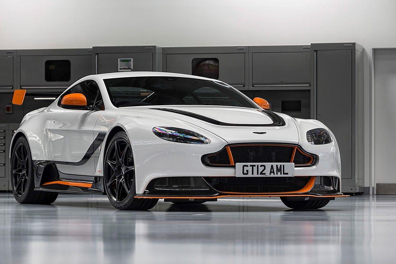 Aston Martin Vantage GT12... I\'d change the orange parts to lime ...