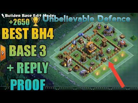 Builder Base Th 4 Best Defence 9