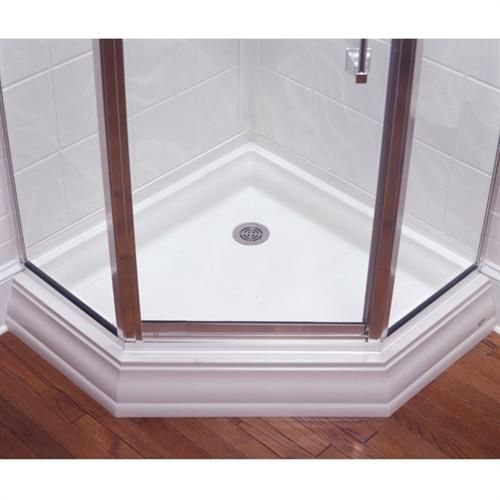 How To Install A Fiberglass Shower Pan With Tile Looks Good