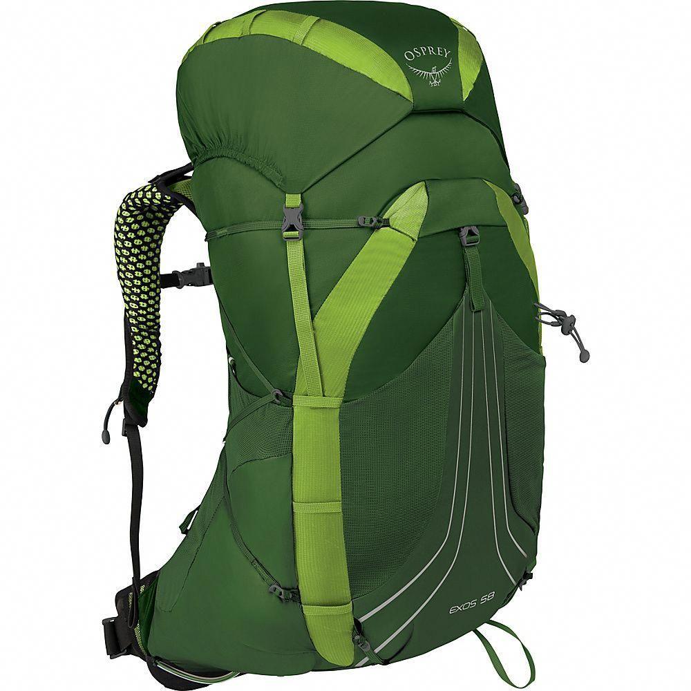 Photo of Osprey Exos 58 Hiking Backpack – eBags.com