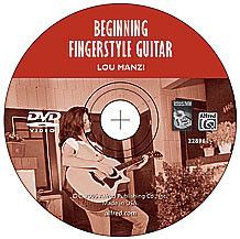 The Complete Fingerstyle Guitar Method: Beginning Fingerstyle Guitar (DVD)