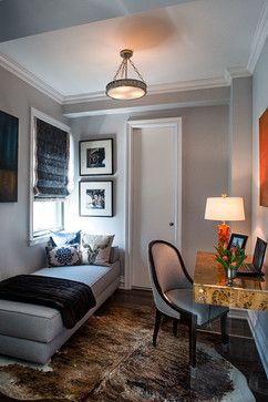 Office Guest Room Small Space Like The Color Palette And The