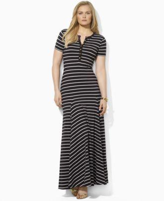 lauren by ralph lauren plus size dress, wolford short-sleeve