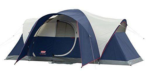 Coleman Elite Montana 8 Person Tent With Hinged Door Kamp Malzemeleri Kamp