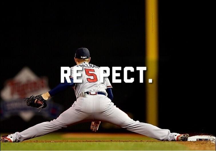 As A Fellow First Baseman I Just Love Him So Much 3 Atlanta Braves