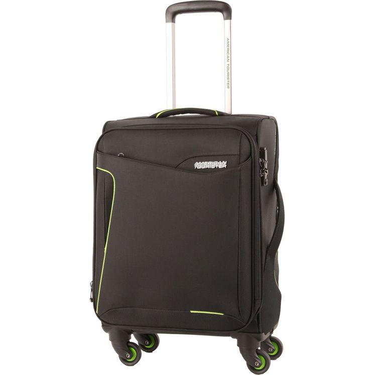 American Tourister Applite 2.0 Small Suitcase Black | Buy Carry On ...