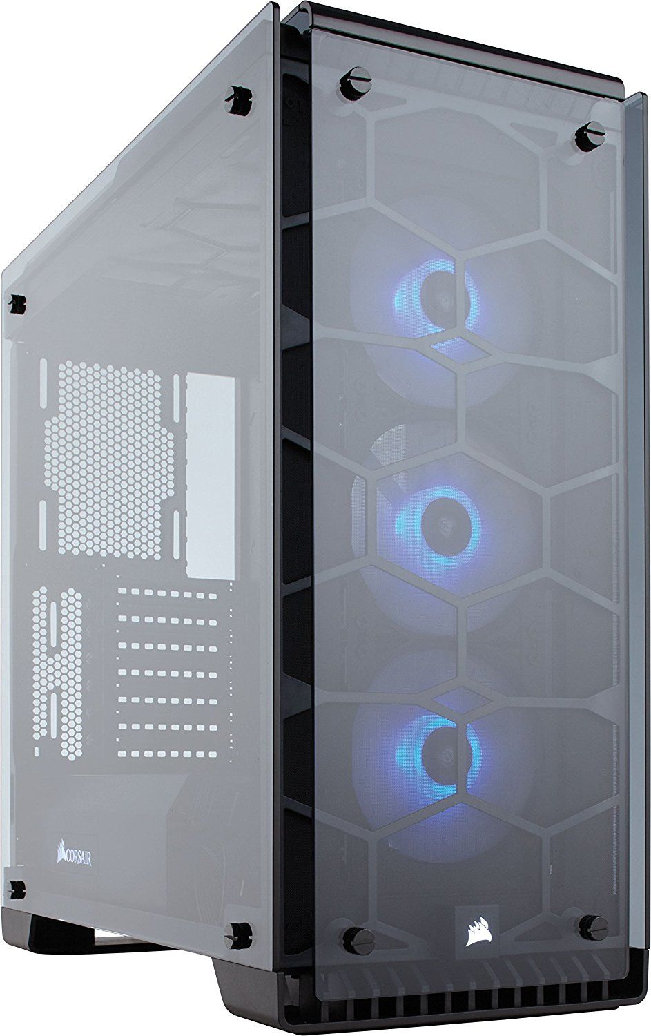 Corsair Crystal 570x Rgb Mid Tower Case Pc Cases Computer Case