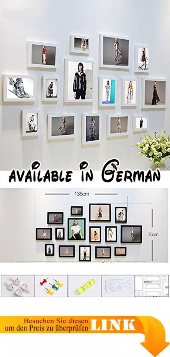 Foto Wandrahmen Bilderrahmen Sets, Wohnzimmer Bilderrahmen Wand
