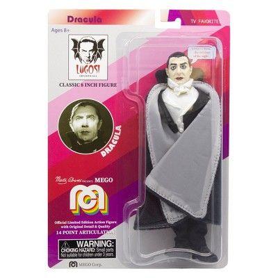 Mego LUGOSI Enterprises Horror Dracula Action Figure