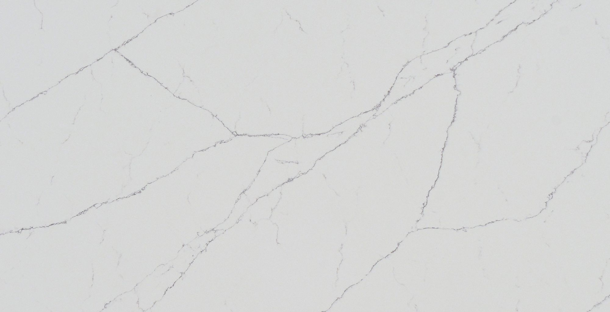 Alabaster Aq507 Alleanza Quartz Bright White Background