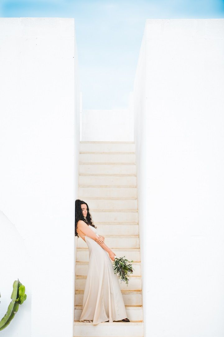 Mediterranean Destination Bridal Shoot In Italy | itakeyou.co.uk #wedding #destinationwedding #bridalshoot #weddingdress #weddinginspiration #styledshoot
