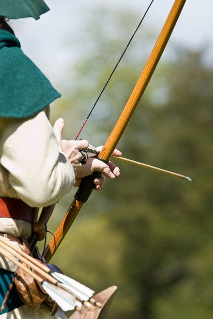 English longbow self ash as used in Outlander