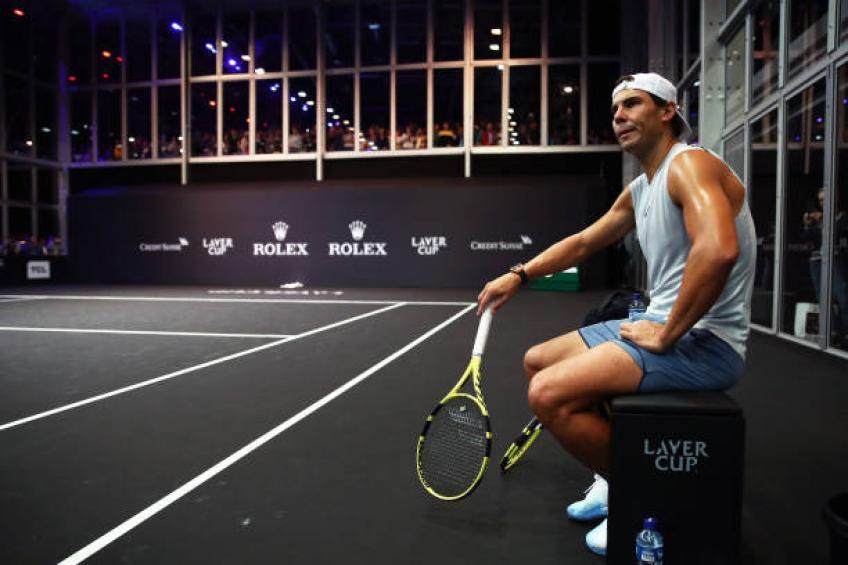 Rafael Nadal Fires Big Warning About Future Of Spanish Tennis Rafael Nadal Tennis Roberto Bautista Agut