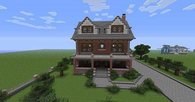 F6916e754e07c474af2aad1166620715 Jpg 640 335 Minecraft Projects Minecraft Brick Minecraft Houses Survival
