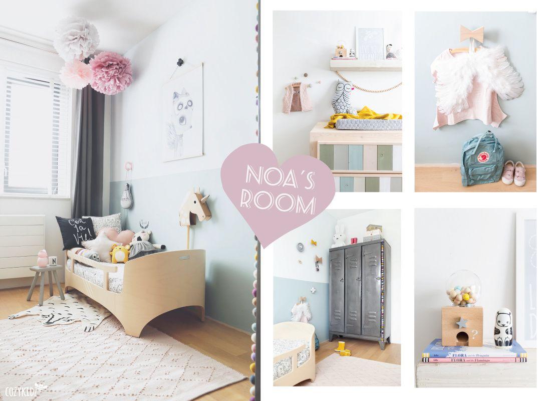 Kinderkamer Roze Grijs : Styling cozykidz voor de mooiste babykamer en kinderkamer kids