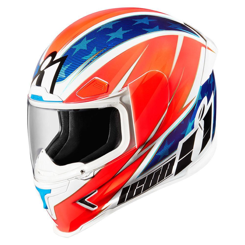 Icon airframe pro maxflash glory Icon gear, Icon helmets
