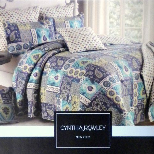 Pin By Amy Halgren On Little Girl S Room Arianna Paisley Quilt Bedding Sets Bed