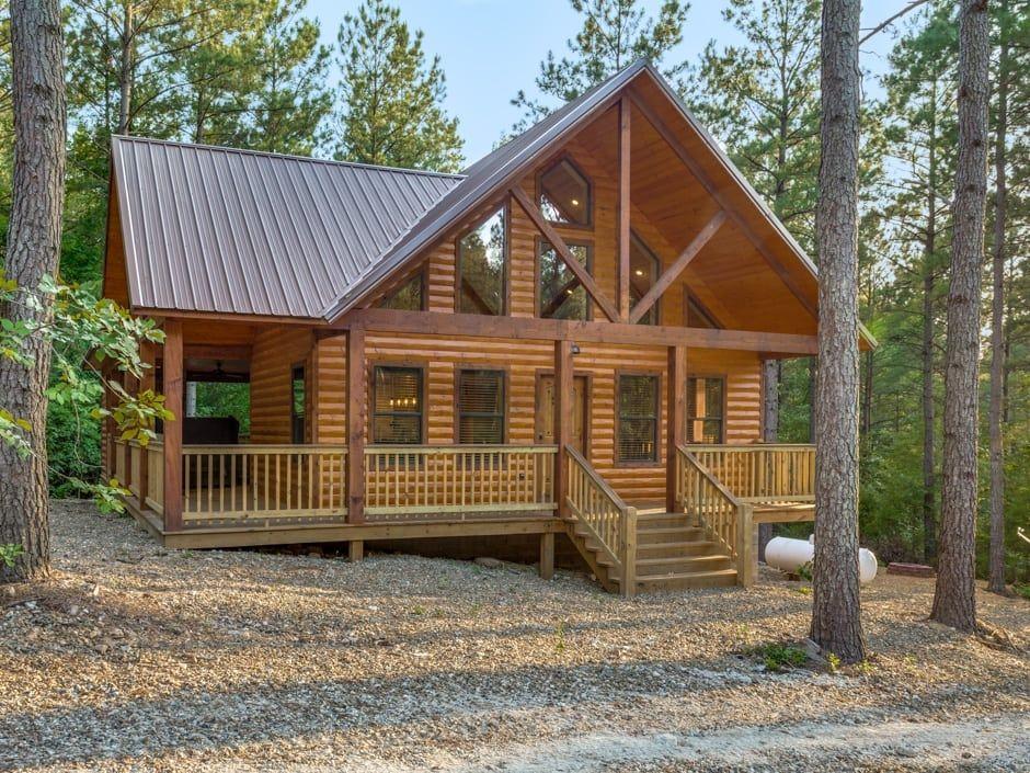 11 Cabin In Broken Bow Gallery In 2020 Cabin House Plans Cabin Cabin Design