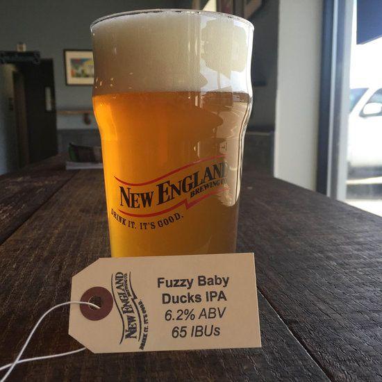 Connecticut: New England Fuzzy Baby Ducks IPA   Food & Wine