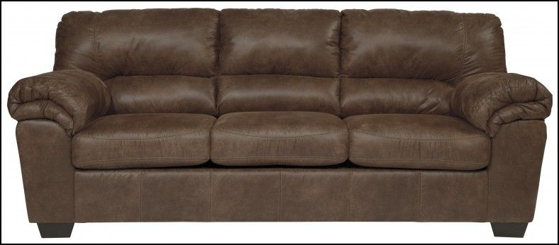 Bon Vegan Leather Couch