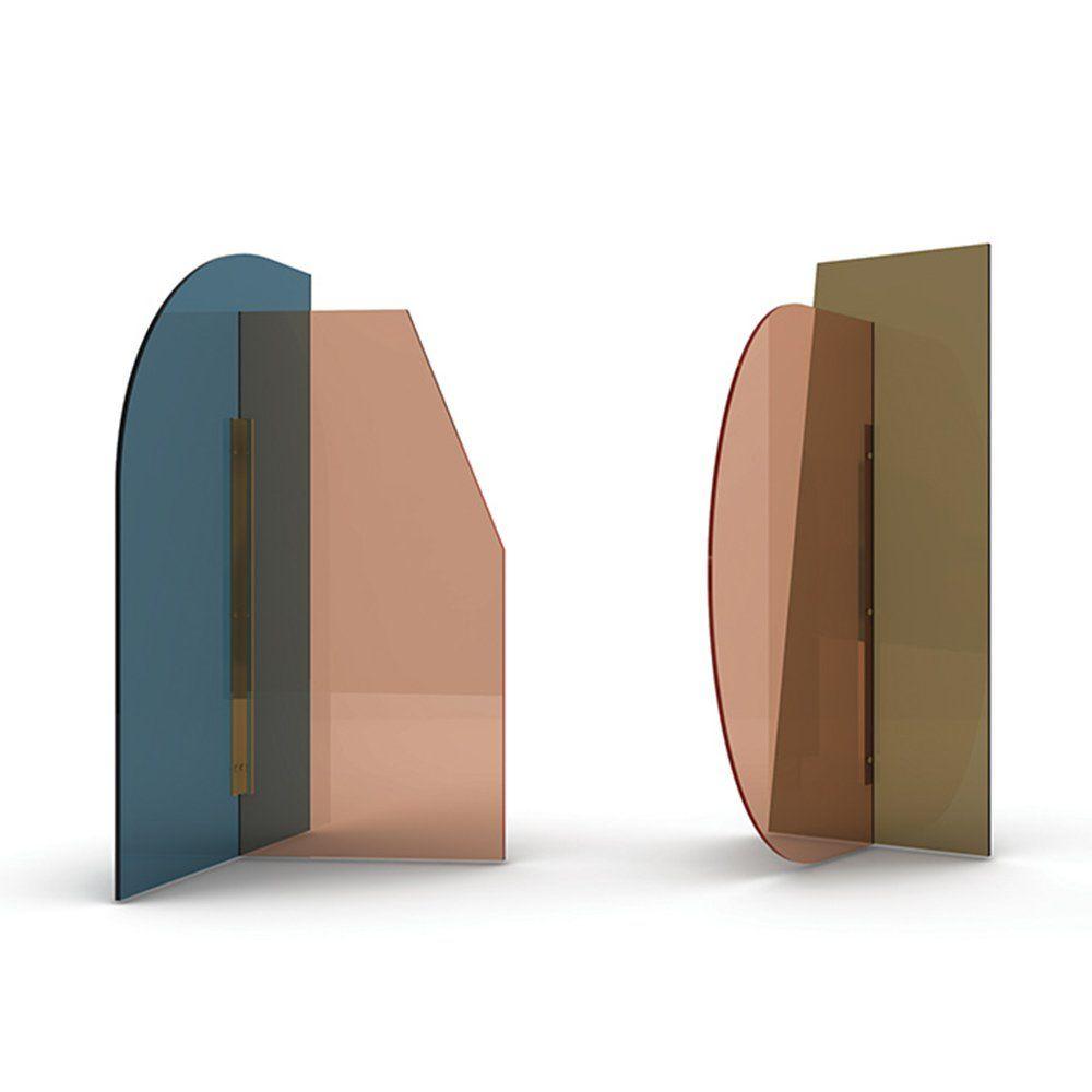 paravent en plexiglas color tr s contemporain et design ces paravents donneront un air de loft. Black Bedroom Furniture Sets. Home Design Ideas