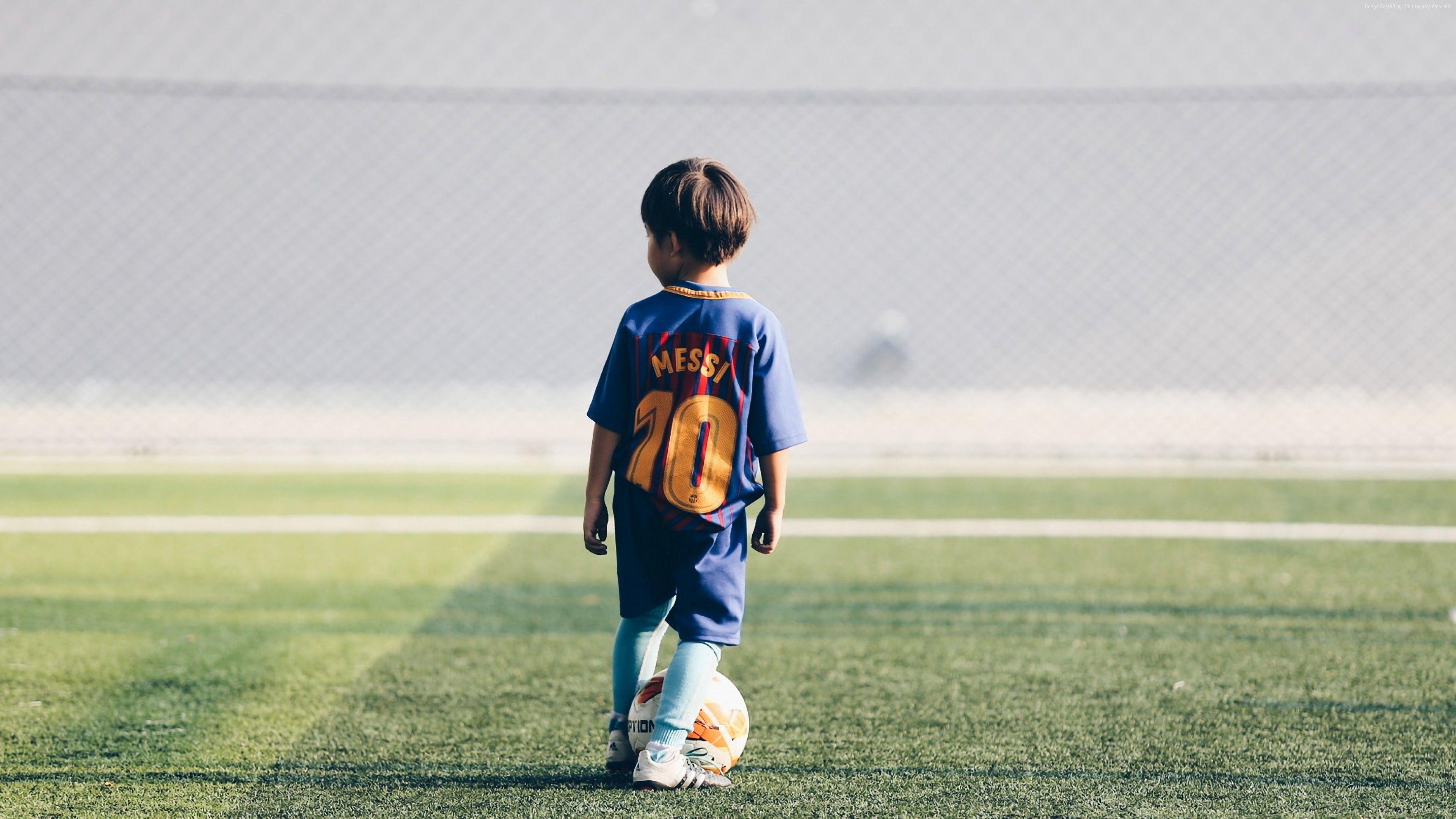 Wallpaper Soccer Child 4k Sport Http Www Wallpaperback Net Sports Wallpaper Soccer Child 4k Sport Html 4k Child S Football Kids Soccer Sports Wallpapers