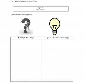 Formative Assessment Tools For Teaching  A S S E S S M E N T S