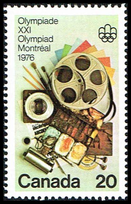 Canada 684 Stamp Communications Arts Stamp Na C 684 1 Communication Art Stamp Vintage Stamps