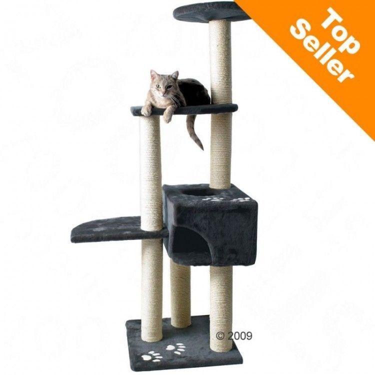 Details about cat tree scratching post kitten home den