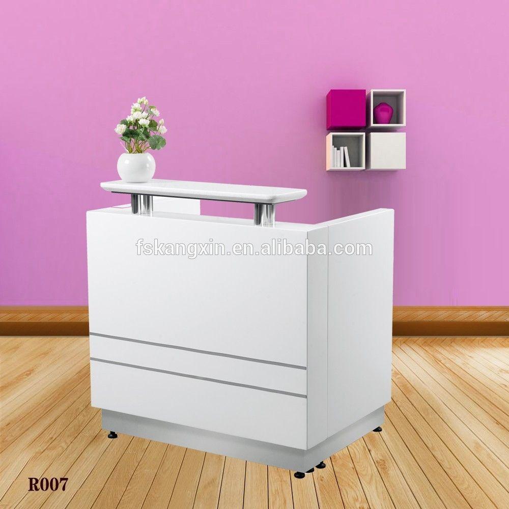 Small Reception Desk for Beauty Salon - Diy Corner Desk Ideas