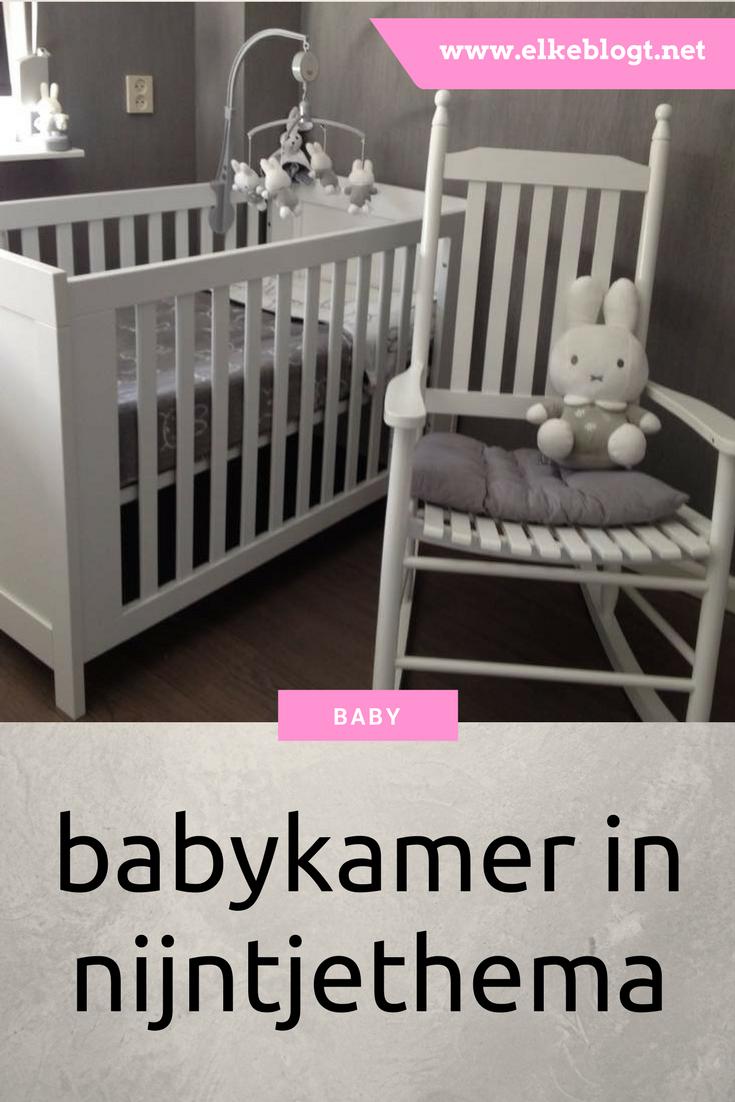 Nijntje in de babykamer - Babykamer en Blog