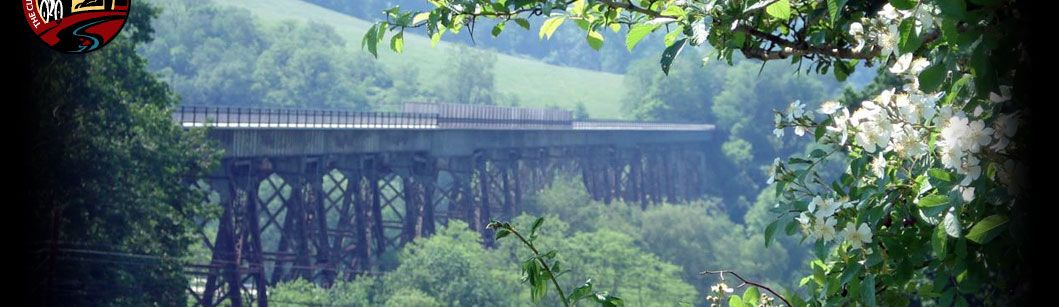 Great Allegheny Passage - The official website for the rail-trail system between Pittsburgh, PA and Cumberland, MD
