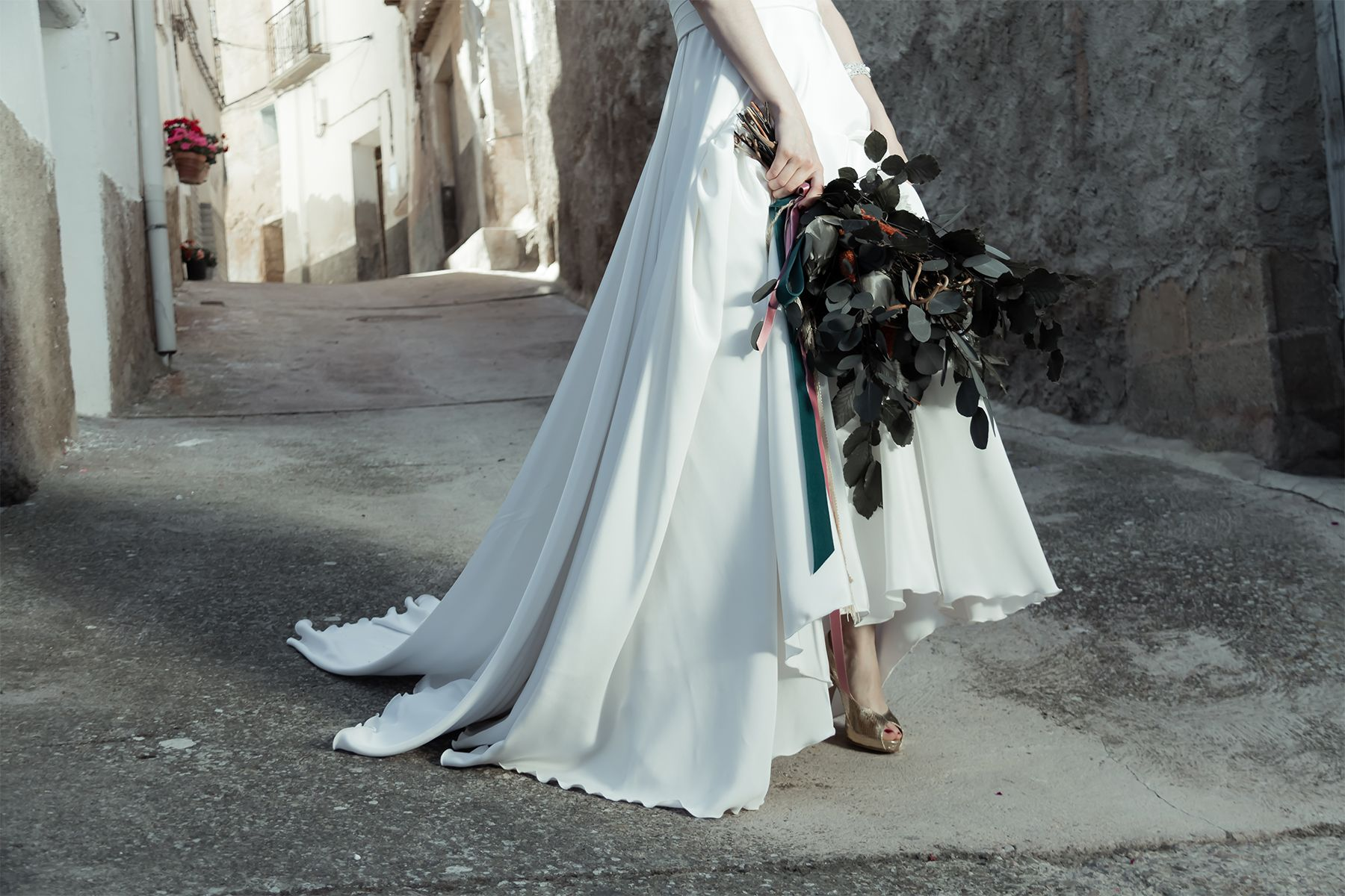 Beautiful Vestidos Novia Zaragoza Contemporary - Wedding Ideas ...