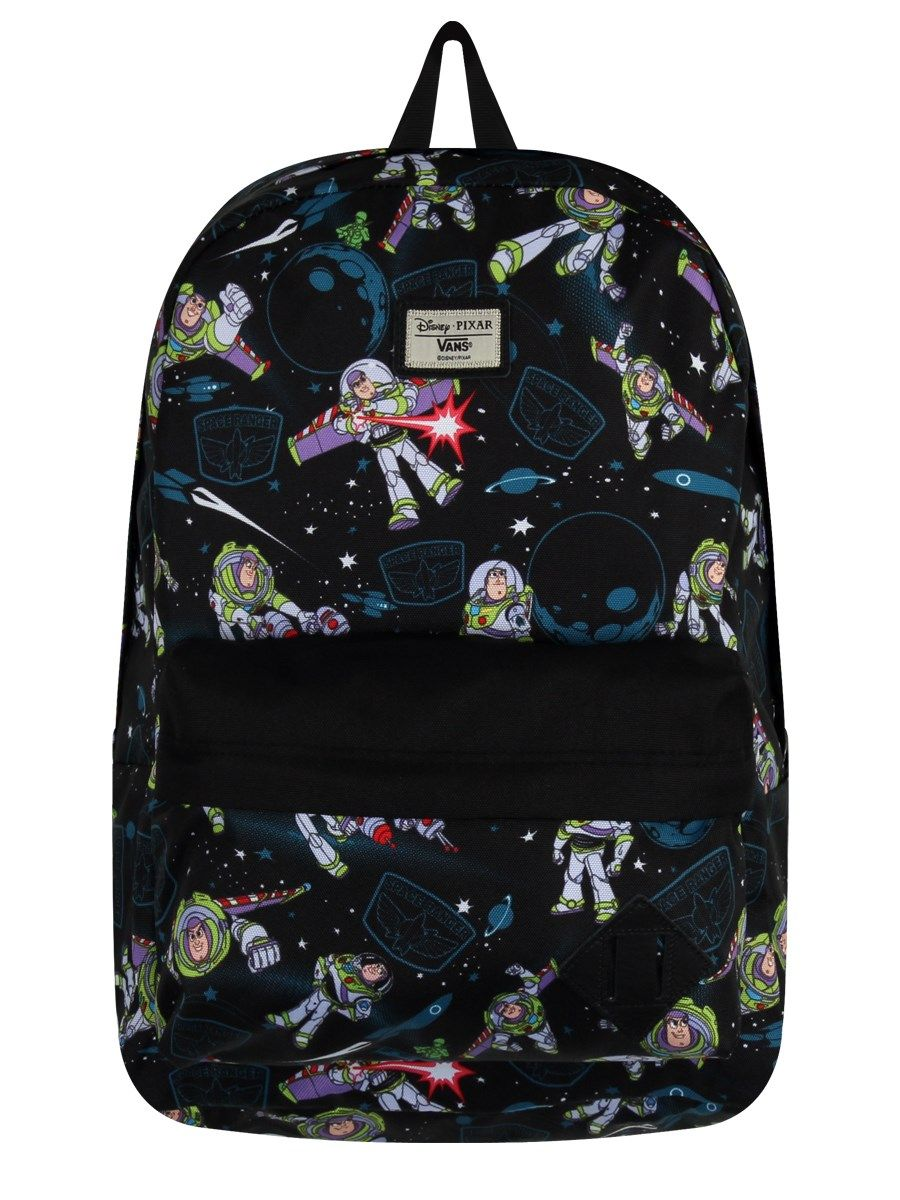 2460c8f5ed Vans Toy Story Buzz Lightyear Old Skool II Backpack
