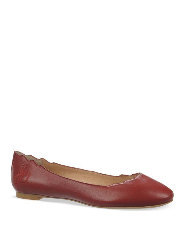 30d9969ac7ec0 Sam Edelman Ballet Flats - Augusta Scalloped